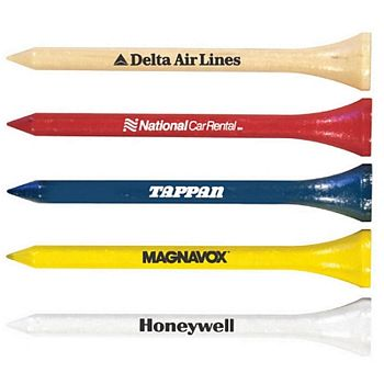 Promotional Golf Tees