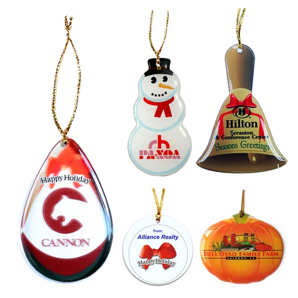 Promotional Ornaments