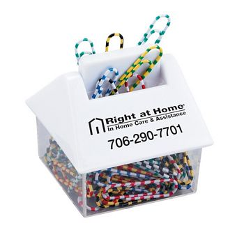 Promotional Paper Clip Holders