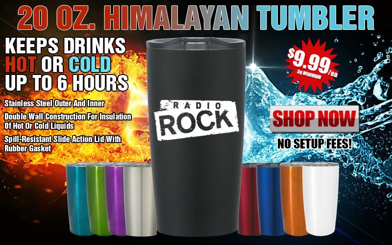 Promotional 20 oz. Himalayan Tumbler