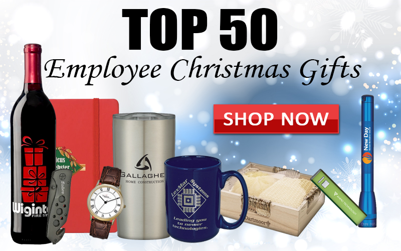 Top 50 Employee Promotional Christmas Gifts