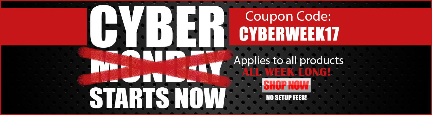 Cyber Monday Promotional Products