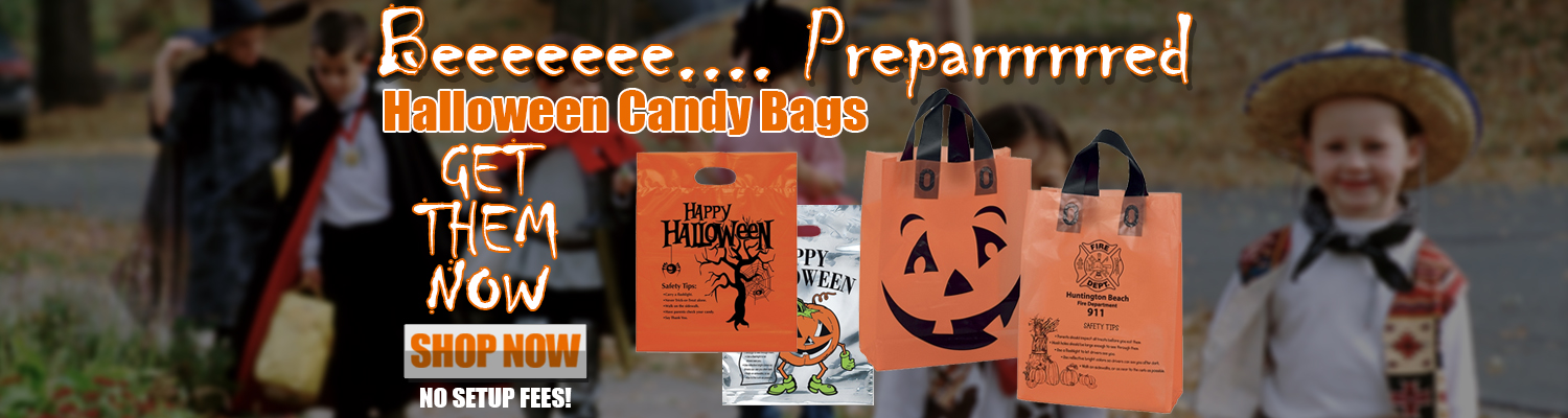 Promotional Halloween Bags