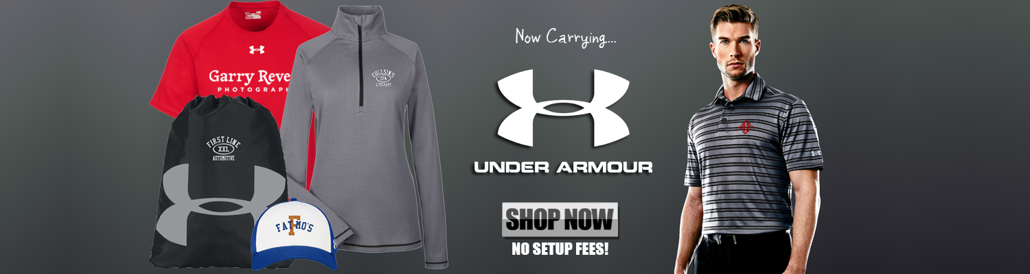 Under Armour Promotional Products