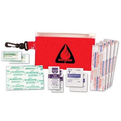 Promotional Clip N Go First Aid Kit