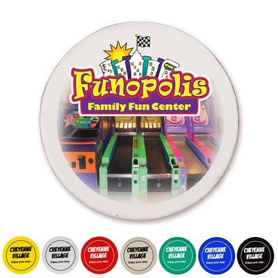 Promotional Plastic Token