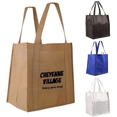 Promotional Non-Woven Tundra Tote Bag