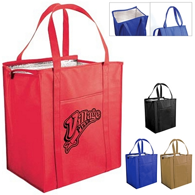 Promotional Non-Woven Large Insulated Bag