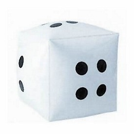 Promotional 8 Inflatable Dice
