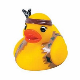 Promotional Rubber Indian Duck