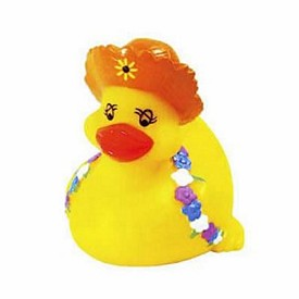 Promotional Rubber Summer Duck