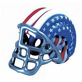 Custom 18 Patriotic Usa Inflatable Helmet