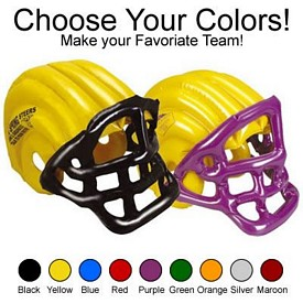 Promotional Inflatable Football Helmet