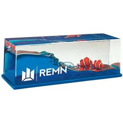 Customized Clownfish Wave Paperweight