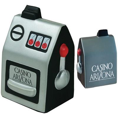 Customized Slot Machine Squeezie Stress Reliever
