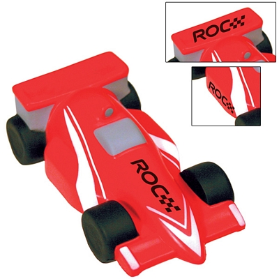 Customized Formula 1 Race Car Squeezie