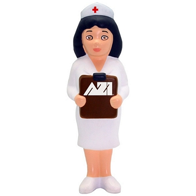 Customized Nurse Squeezie Stress Reliever