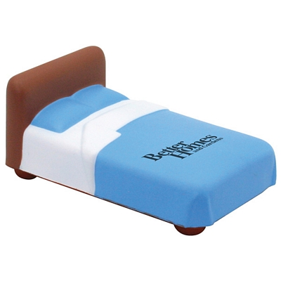 Customized Bed Squeezie Stress Reliever