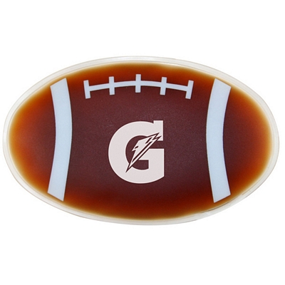 Promotional Football Chill Gel Ice Pack