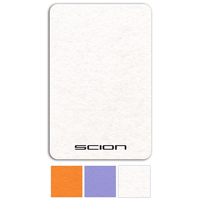 Promotional Rectangle Super Absorbent Shammy Towel