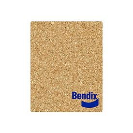 Customized Rectangular Soft Cork Mat