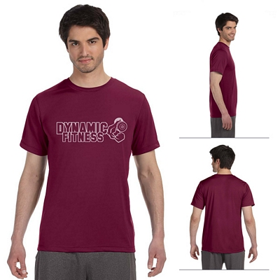 Customized All Sport M1006 Mens Short-Sleeve Performance T-Shirt