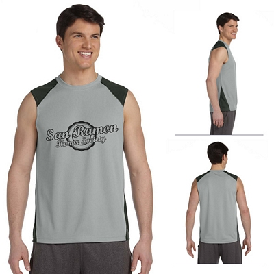 Customized Alo M2001 Mens Sleeveless T-Shirt