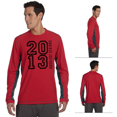 Customized All Sport M3002 Mens Long-Sleeve T-Shirt