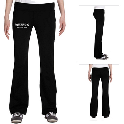 Customized Alo W5004 Ladies Solid Pant