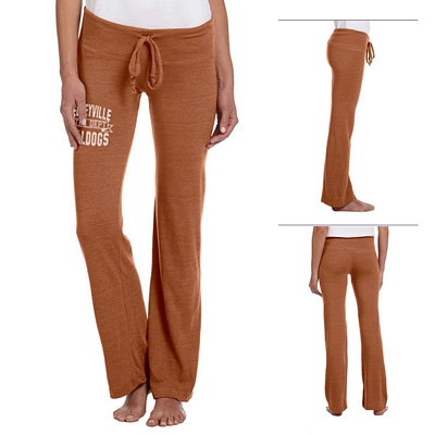 Customized Alternative AA1987 Ladies Eco-Heather Long Pants