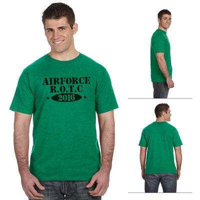 Customized Anvil 980 4.5 oz Mens Fashion Ringspun T-Shirt