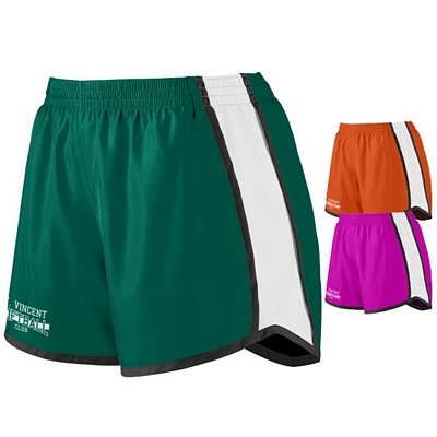 Customized Augusta Sportswear 1265 Ladies Pulse Team Short