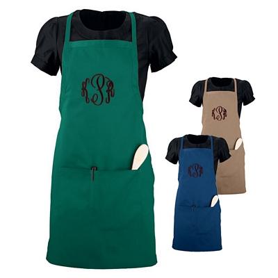 Customized Augusta Sportswear 2720 Waiter Apron with Pockets