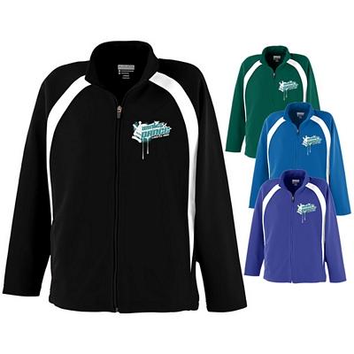 Customized Augusta Sportswear 4450 Ladies Double Knit Jacket