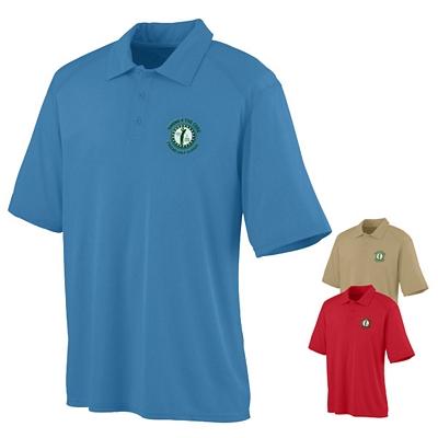 Customized Augusta Sportswear 5001 Mens Vision Sport Polo