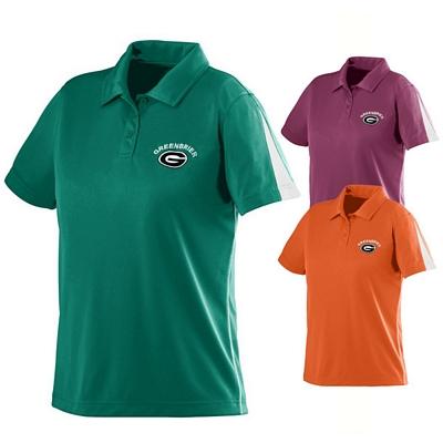 Customized Augusta Sportswear 5037 Ladies Poly-Spandex Championship Sport Shirt