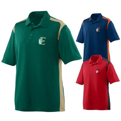 Customized Augusta Sportswear 5055 Mens Wicking Textured Gameday Sport Shirt
