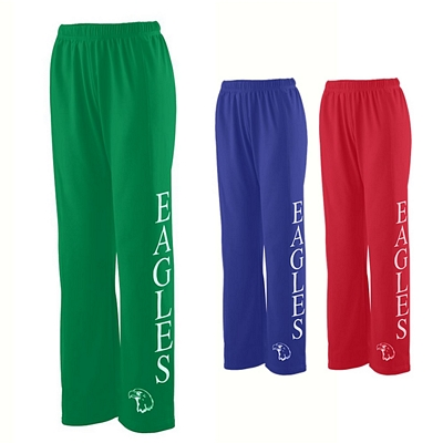 Customized Augusta Sportswear 5535 Ladies Wicking Fleece Sweatpant