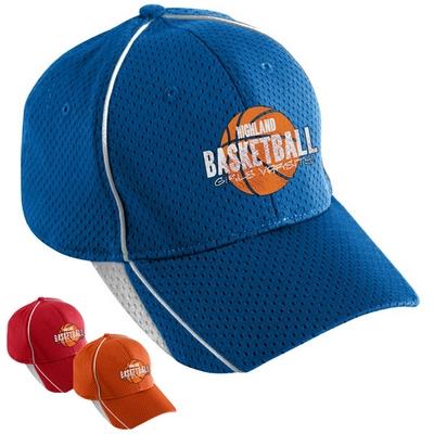 Customized Augusta Sportswear 6280 Athletic Mesh Force Cap