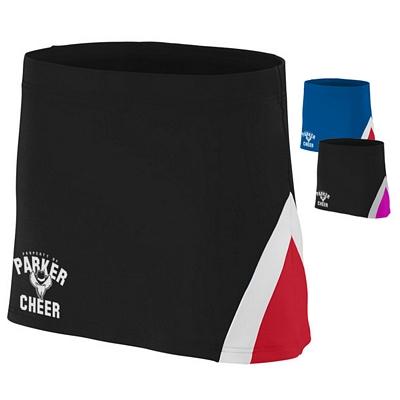 Customized Augusta Sportswear 9205 Ladies Cheerleader In-Motion Skirt