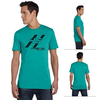 Customized Bella 3001C Unisex Jersey Short-Sleeve T-Shirt