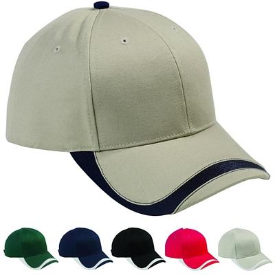 17936c79a81 Big Accessories SWTB Sport Wave Baseball Cap (Non-Printed) ...