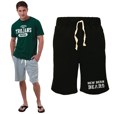 Customized Boxercraft K68 Mens 1st Place Spiritwear Short