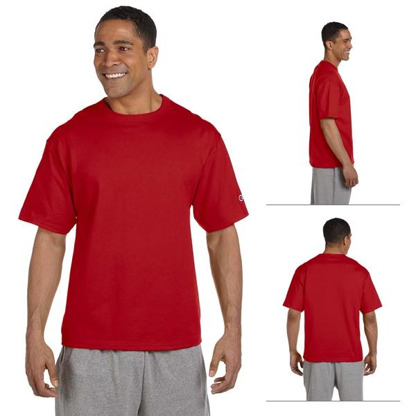 ebae52e0 Champion T2102 7 oz Cotton Heritage Jersey T-Shirt (Non-Printed ...