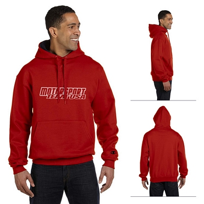 Customized Champion S1781 9.7 oz. 90-10 Cotton Max Pullover Hood