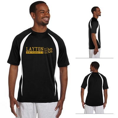 Customized Champion T2052 4.1 oz Double Dry Elevation T-Shirt