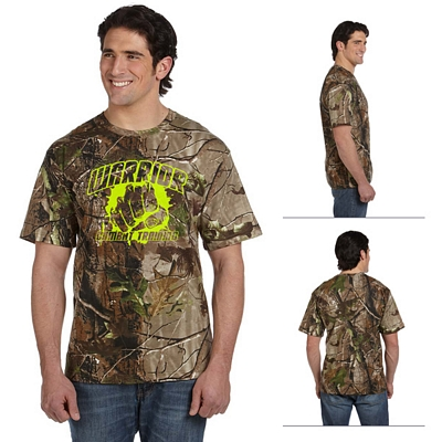 1807b235 Code V 3980 REALTREE Camouflage Short-Sleeve T-Shirt Camouflage APG