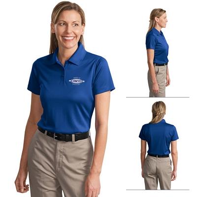 Customized CornerStone CS413 Ladies' Select Snag-Proof Polo