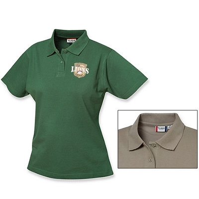 Customized Cutter & Buck LQK00001 Ladies' Marion Polo
