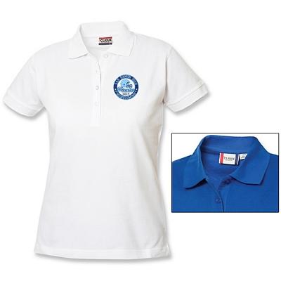 Customized Cutter & Buck LQK00005 Ladies' Elmira Easy Care Polo